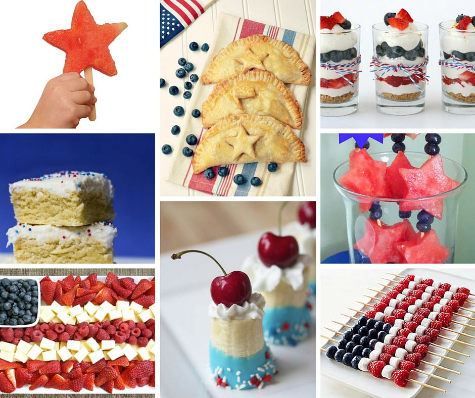 4th of July desserts FB