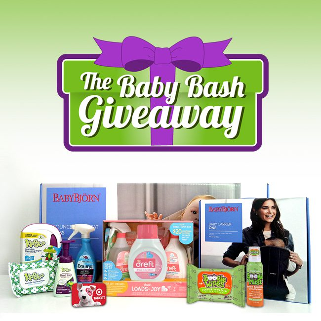 Win Big for Your Baby with The Baby Bash Giveaway