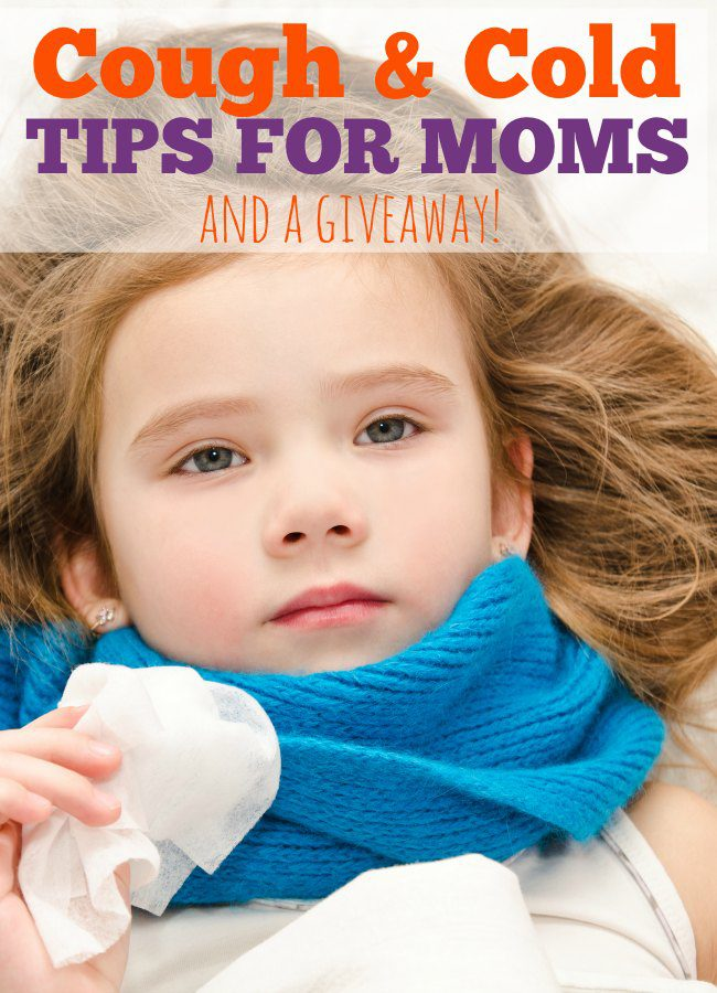 Cough and cold season is here, and if you have kids, chances are you've already seen your fair share of runny noses and germy hands. We're sharing 5 of the best cough and cold tips for moms! #3 is so important!