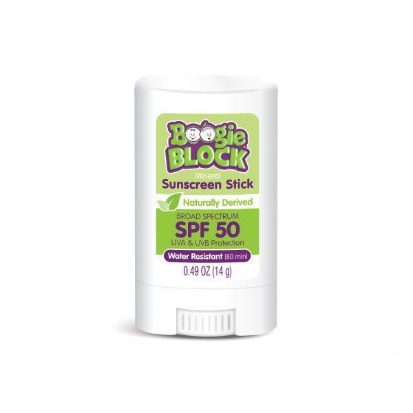 Boogie Block Mineral Sunscreen Stick