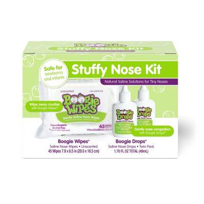 Boogie® Stuffy Nose Kit